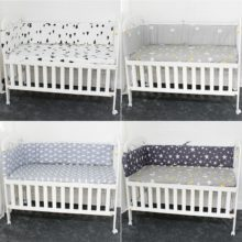 Breathing Cotton Baby Crib Bumper
