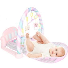 Colorful Education Baby Play Mat