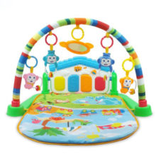 Multifunctional Happy Island Playing Mat