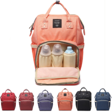 Colorful Large Capacity Mom Backpack