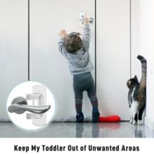 Baby Safety Door Lever Lock
