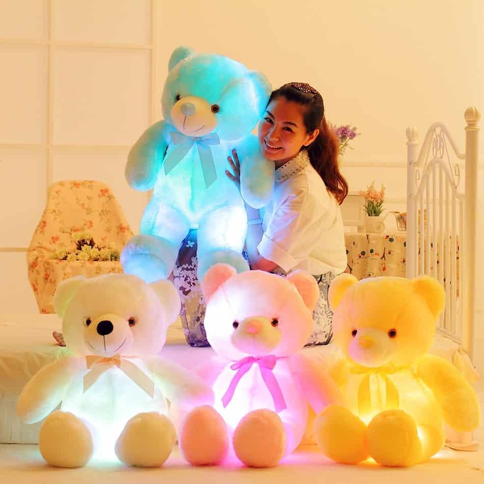Glow Bear 15