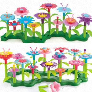 Build A Garden Flower Stem Toys 9